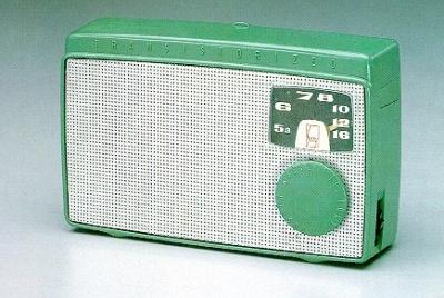 Sony TR-55 Transistor Radio